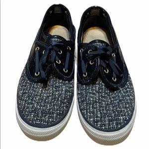 Sperry  Black Topsider Boat Shoes